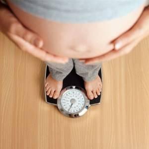 کاهش وزن در بارداری