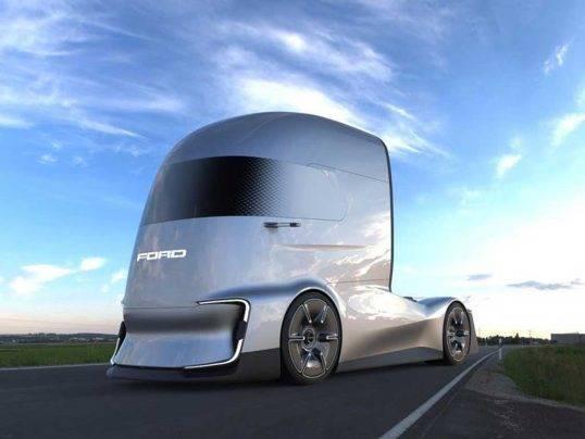 Автоновости,Ford-Future-Truck