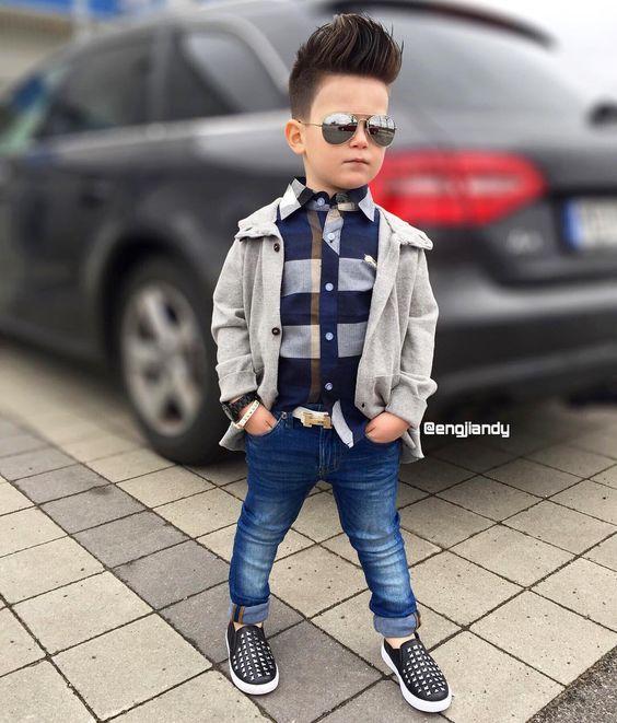 لباس پسرانه عید 98