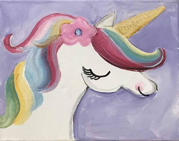 نقاشی فانتزی کودکانه آسان