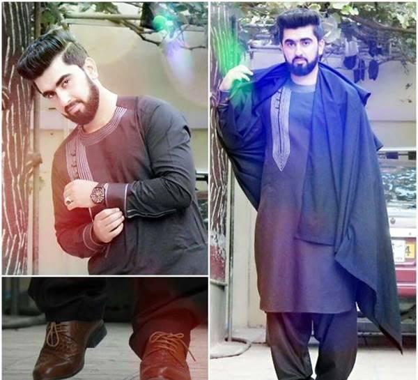 لباس افغانی جدید مردانه