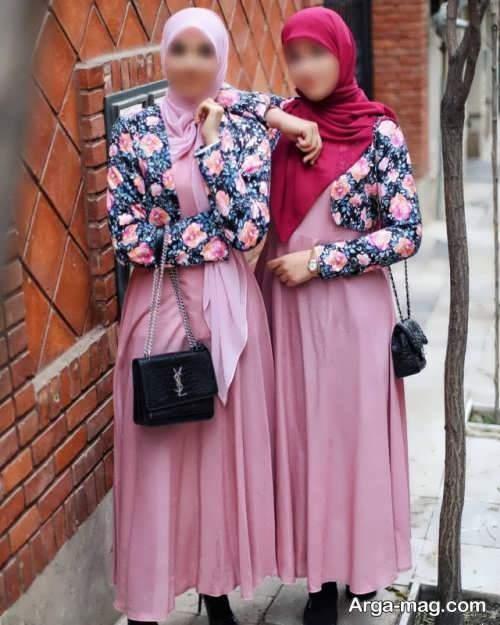 استایل با حجاب برای خانم های محجبه شیک پوش | خواندنی ها
